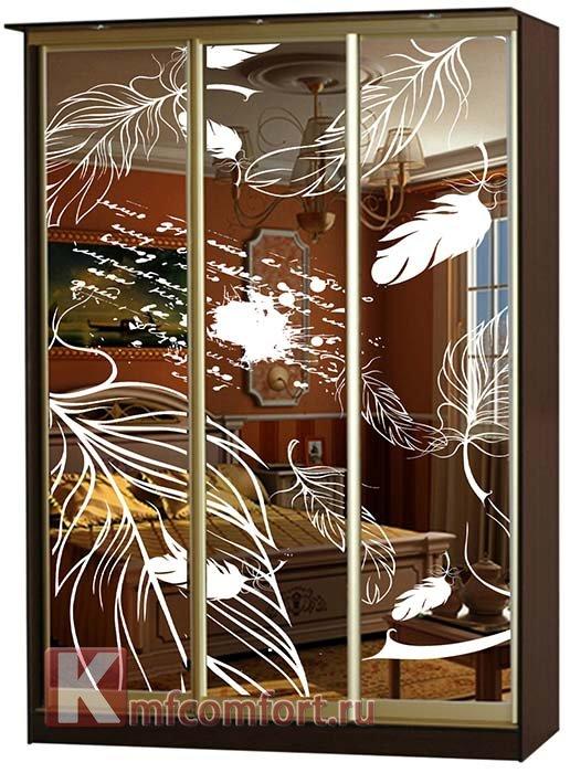 время шутку рисунок шкаф купе зеркало птицы фото обывателя